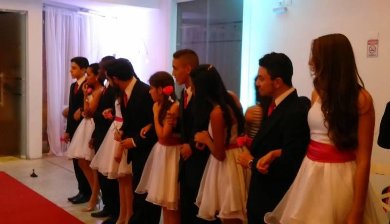 Buffet para Festa Debutante no Abc Diadema - Buffet para 15 Anos