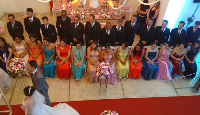 Espaços para Eventos de Casamento Santo André - Espaço para Eventos de Aniversários