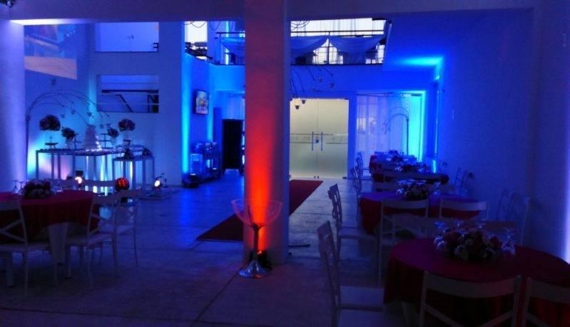 Salão Corporativo São Bernardo do Campo - Salão para Festas de Empresas