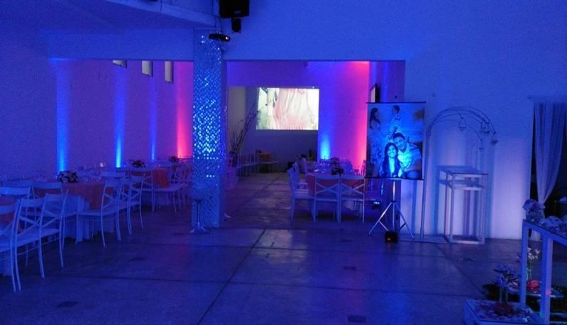 Salão de Casamentos para 100 Pessoas São Caetano do Sul - Salão para Jantar de Casamento