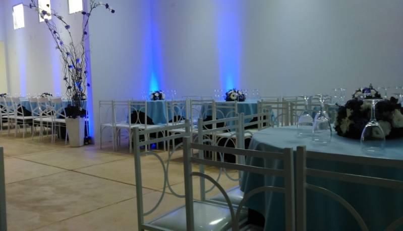 Salão de Festa Corporativa Santo André - Salão para Empresa