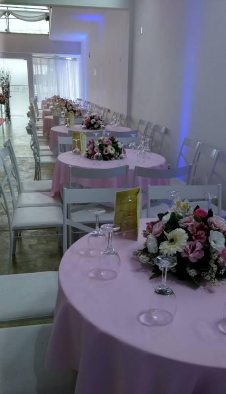Salão para 15 Anos São Bernardo do Campo - Salão para Debutante