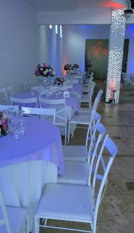 Salão para Almoço Corporativo Barato Santo André - Salão para Eventos Corporativos