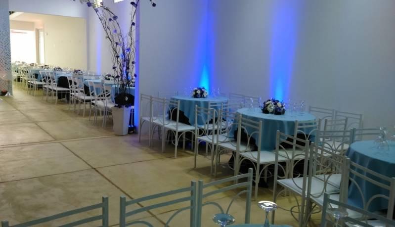 Salão para Almoço Corporativo Preços Diadema - Salão para Festa Corporativa