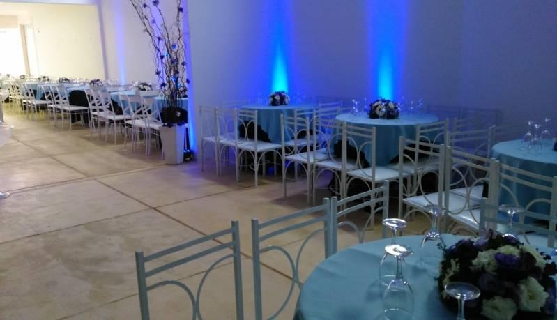 Salão para Aniversário de Debutante Preços Santo André - Salão para 15 Anos