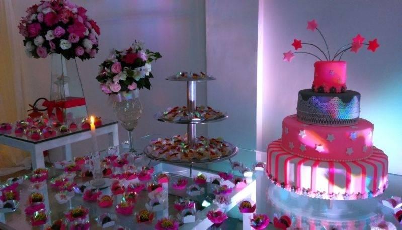 Salão para Aniversário de Quinze Anos no Abc São Caetano do Sul - Salão para Festa de Debutante