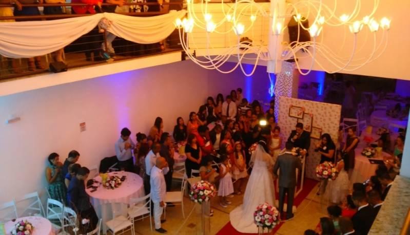 Salão para Casamento Completo Diadema - Salão para Casamento Completo