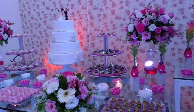 Salão para Casamento no Abc Santo André - Salão para Festa de Casamento Completo