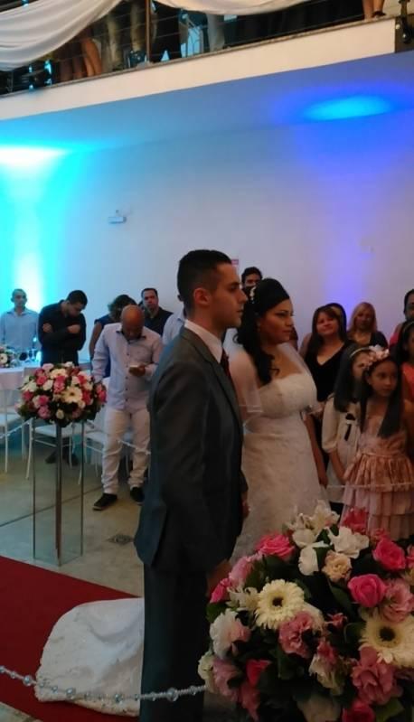 Salão para Cerimônias de Casamento Diadema - Salão para Jantar de Casamento