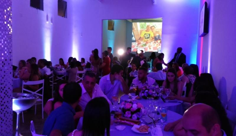 Salão para Debutante São Caetano do Sul - Salão para Aniversário de Quinze Anos