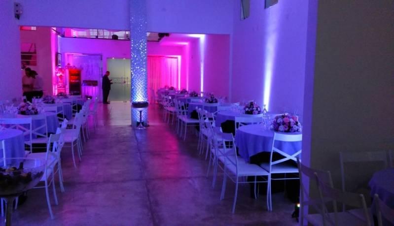Salão para Evento de Empresa São Bernardo do Campo - Salão para Festas de Empresas