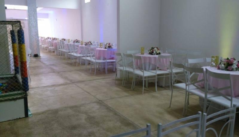 Salão para Eventos Corporativos no Abc Santo André - Salão para Empresa