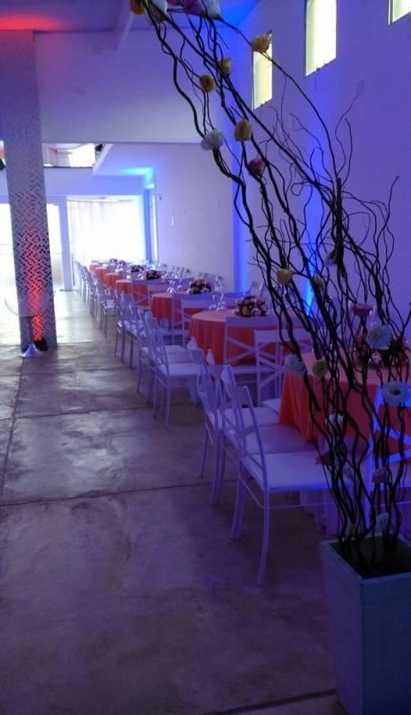 Salão para Eventos de Empresas São Caetano do Sul - Salão para Confraternizações