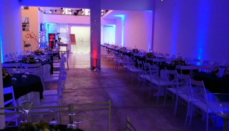 Salão para Festa Corporativa Barato São Bernardo do Campo - Salão para Confraternizações