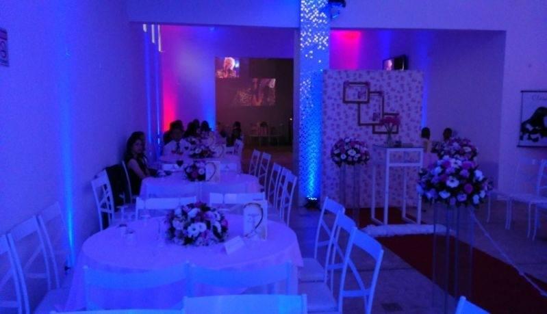 Salão para Festa de Quinze Anos no Abc Santo André - Salão para Aniversário de Quinze Anos