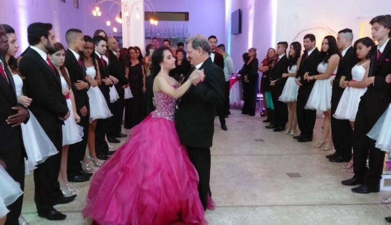 Salão para Festa Debutante Preços São Caetano do Sul - Salão para Quinze Anos