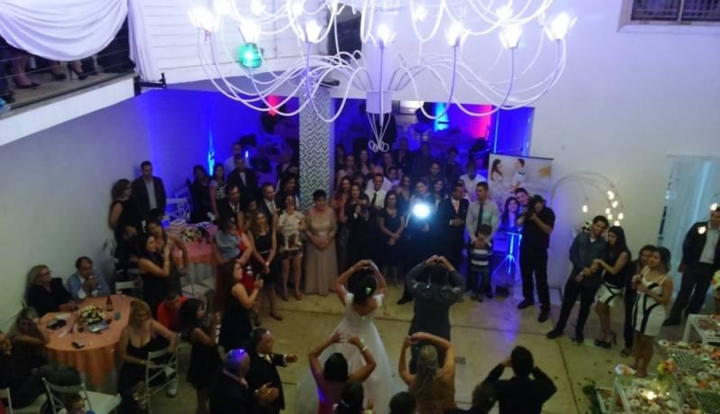 Salão para Festas de Casamento Completo Santo André - Salão para Cerimônia de Casamento