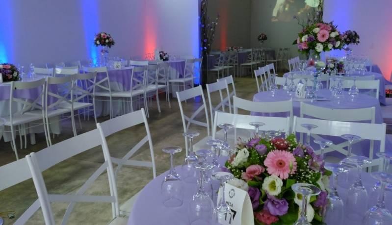 Salão para Festas de Empresas Preços Santo André - Salão para Eventos Corporativos