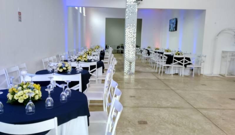 Salão para Festas de Empresas São Bernardo do Campo - Salão para Festa de Confraternização