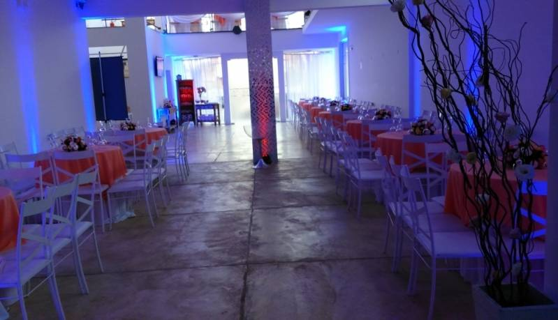 Salão para Jantares de Casamento Santo André - Salão para Casamento com Tudo Incluso