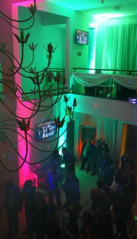 Salão Quinze Anos Preços São Bernardo do Campo - Salão para Debutante