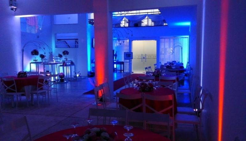 Salões para Empresas Diadema - Salão para Festa de Confraternização